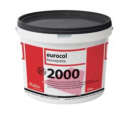 Eurocol 2000 Bouwpasta 18 kg-0