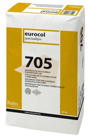Eurocol 705 Speciaallijm 25 kg-0