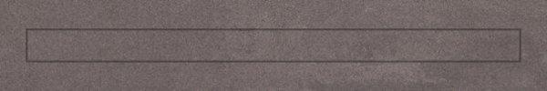 Mosa Shower Drain 265SV donker grijsbruin 15x90 50mm-0
