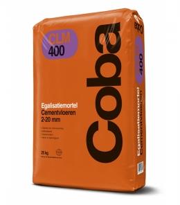 Coba CLM400 Egalisatiemortel 2-30mm 25kg-0